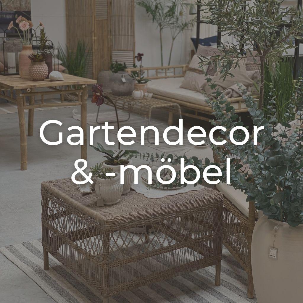 Gartendecor & -möbel_CashCarry_DEKO Messezentrum